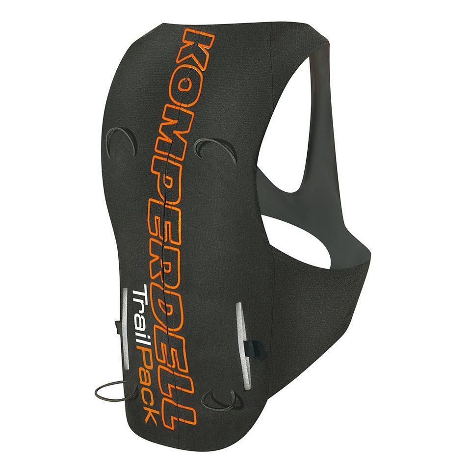 Komperdell Sport- und Freizeittasche »Speed Pack L« in schwarz