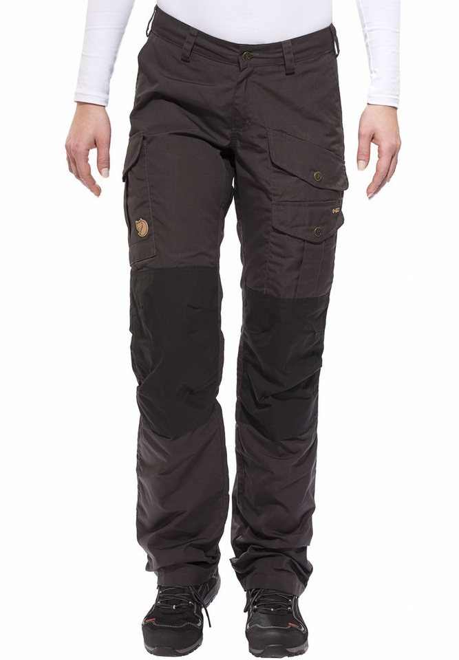 FJÄLLRÄVEN Outdoorhose »Barents Pro Trousers Women« in grau