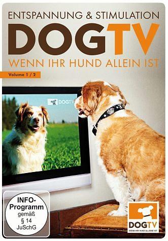 DVD »Dog TV - Wenn ihr Hund allein ist«