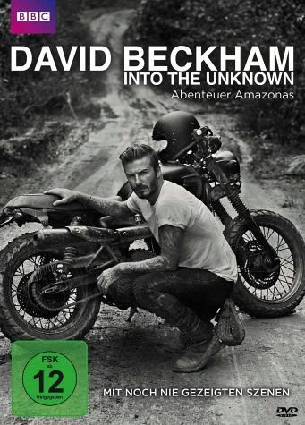 DVD »David Beckham - Into the Unknown«