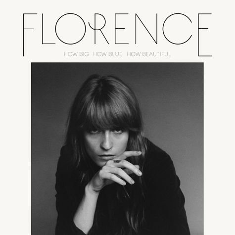 Audio CD »Florence + The Machine: How Big, How Blue, How...«