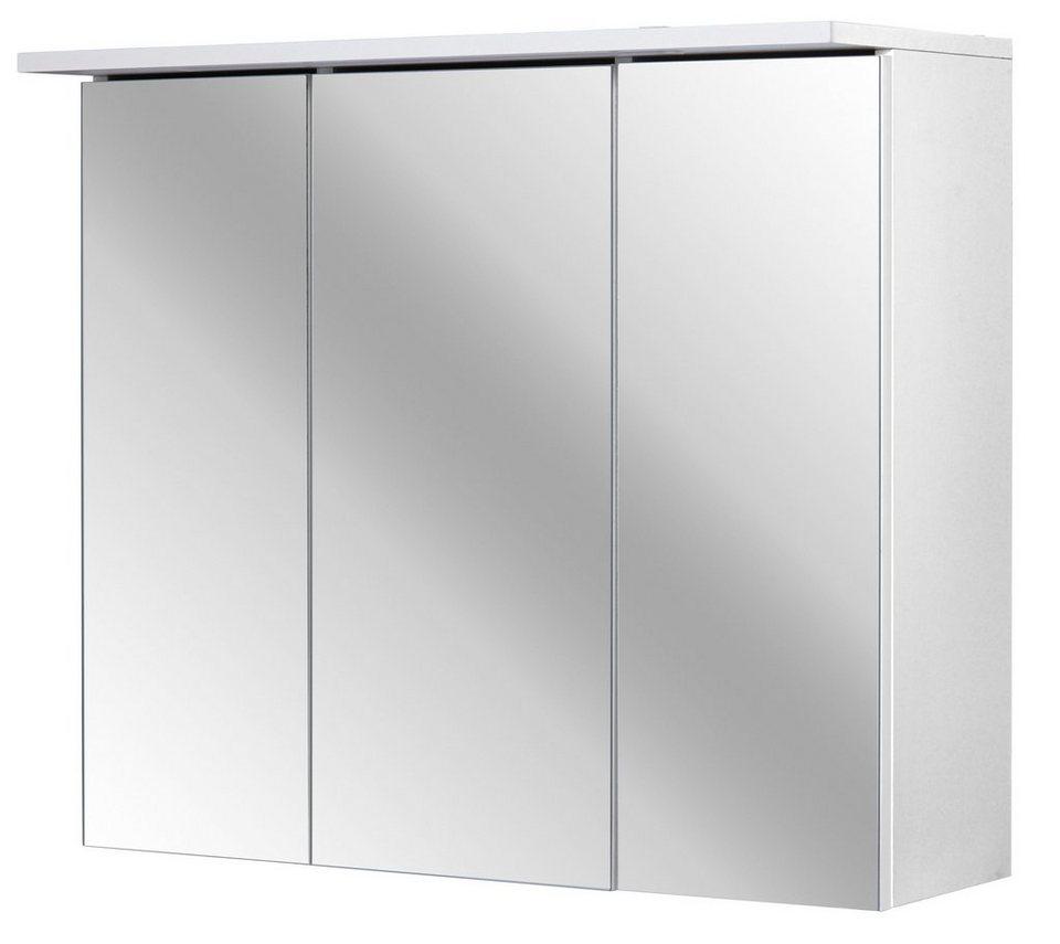 kesper spiegelschrank flex breite 70 cm mit led beleuchtung online kaufen otto. Black Bedroom Furniture Sets. Home Design Ideas