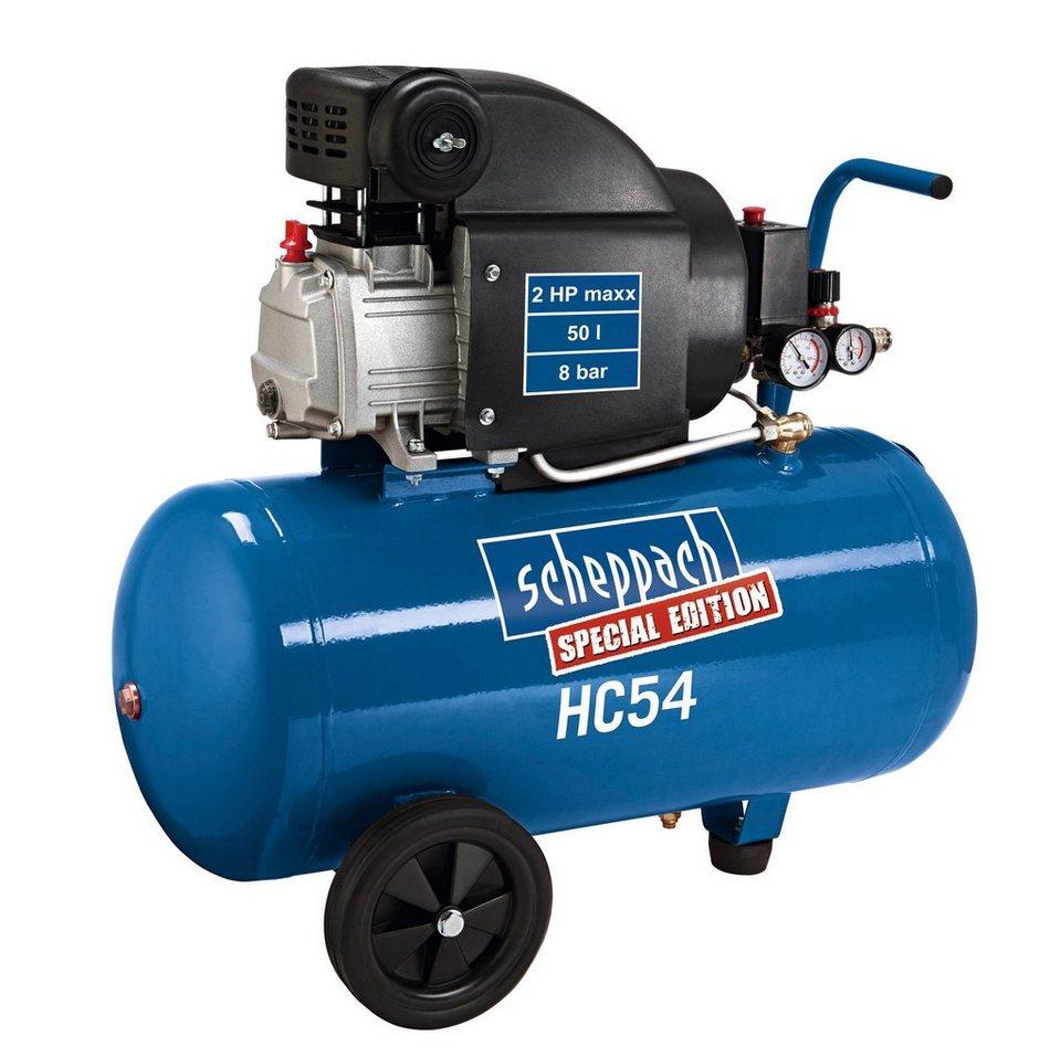 Kompressor »HC54« in blau