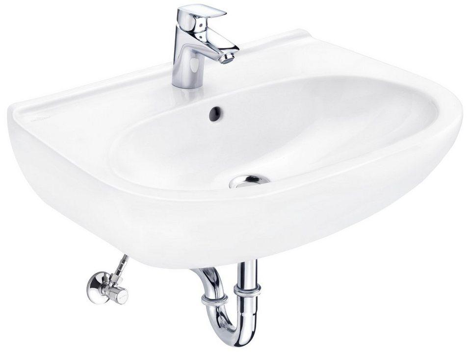 Villeroy & Boch Sparset: Waschbecken »O.Novo«
