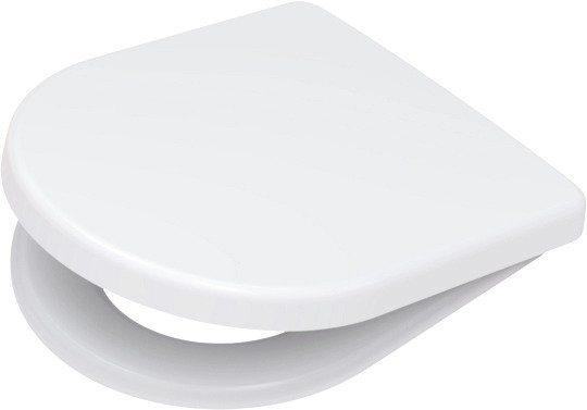 WC-Sitz »Pagette«, Mit Absenkautomatik in weiß