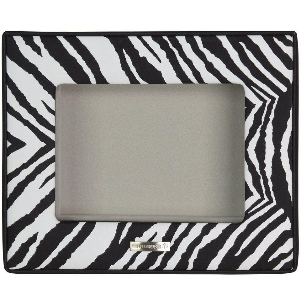 WINDROSE Charming Schmuckbox 23 cm in zebra