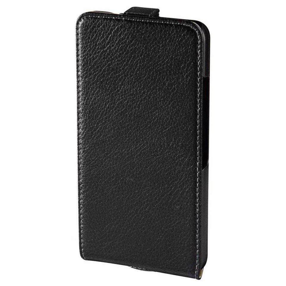Hama Flap-Tasche Smart Case für Microsoft Lumia 640, Schwarz in Schwarz