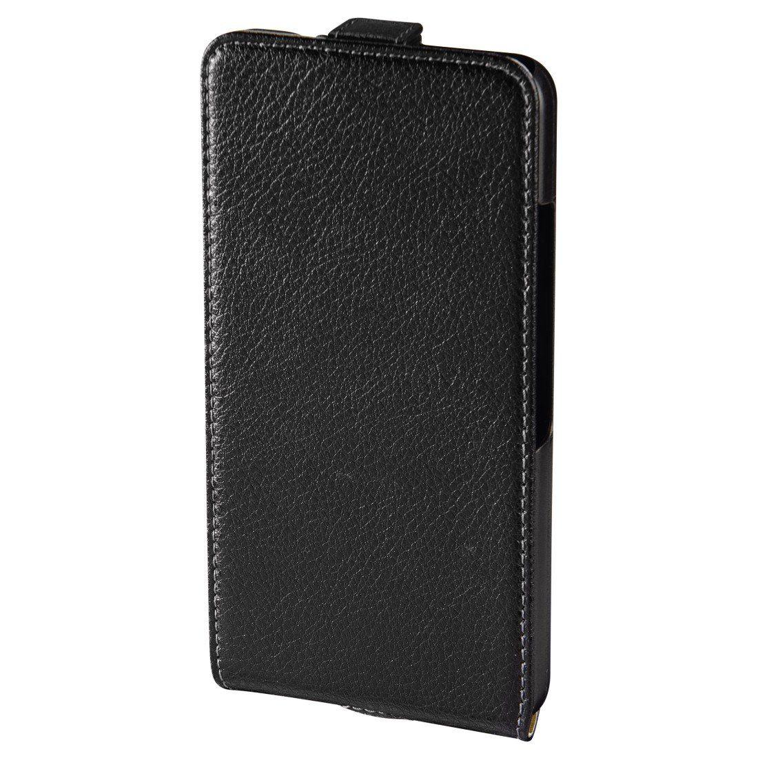 Hama Flap-Tasche Smart Case für Microsoft Lumia 640, Schwarz