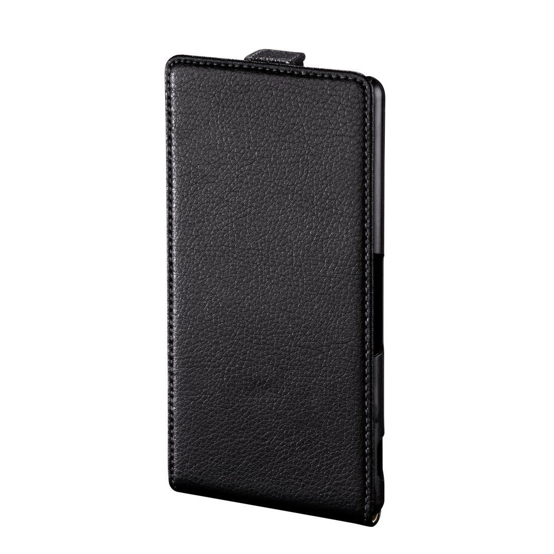 Hama Flap-Tasche Smart Case für Sony Xperia M4 Aqua, Schwarz
