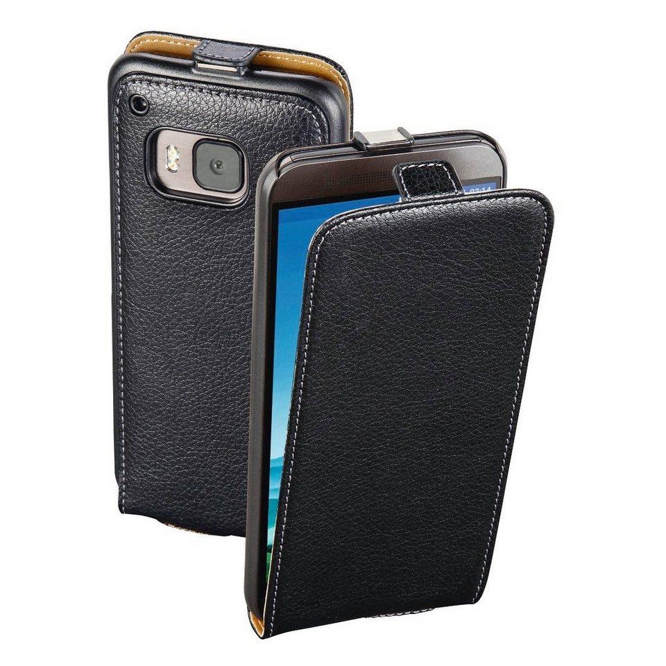 Hama Flap-Tasche Smart Case für HTC One M9 (Prime Camera Edition) in Schwarz