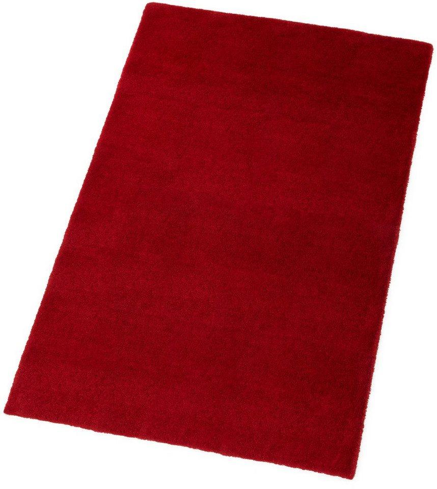 Teppich, Astra, »Livorno«, maschinell getuftet in rot