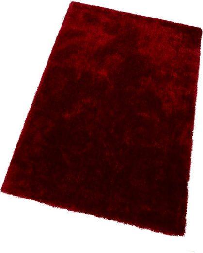 Teppich »colourcourage«, Lars Contzen, rechteckig, Höhe 35 mm, Besonders weich durch Microfaser