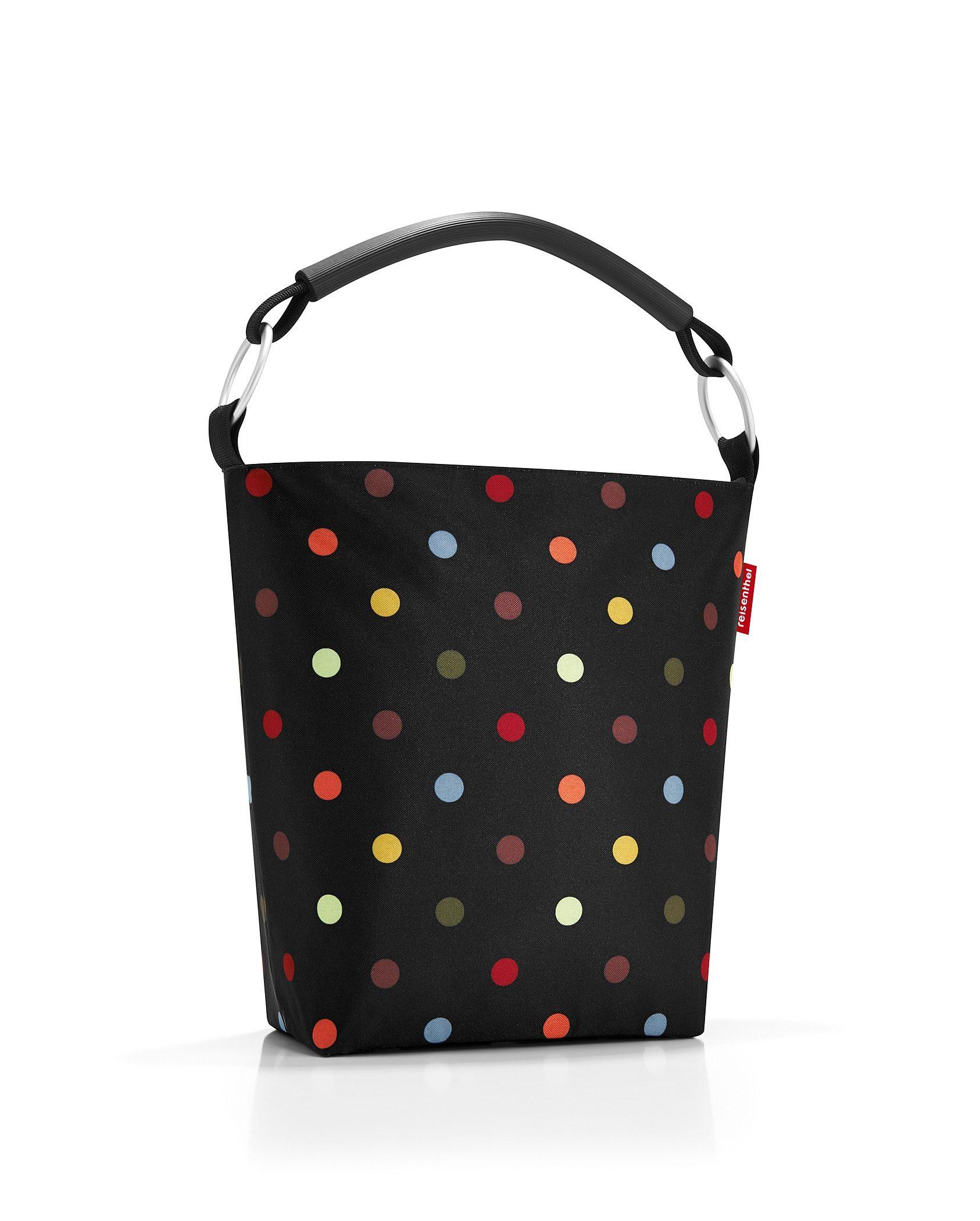 REISENTHEL® Ringbag L dots