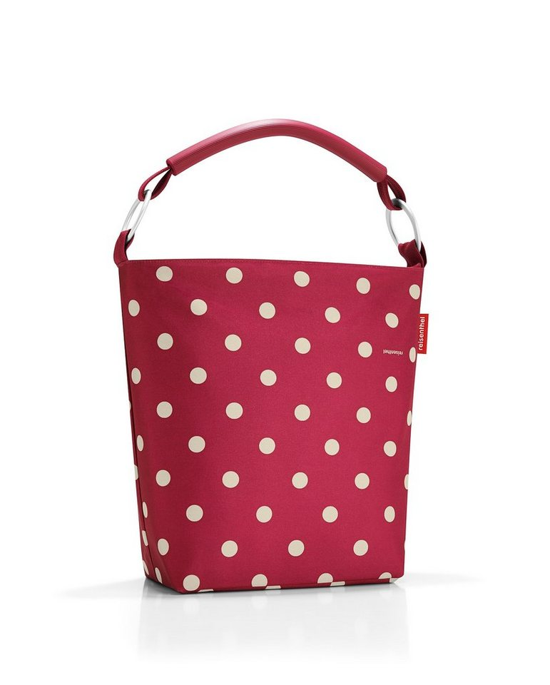 Reisenthel® Ringbag L ruby dots in Rot