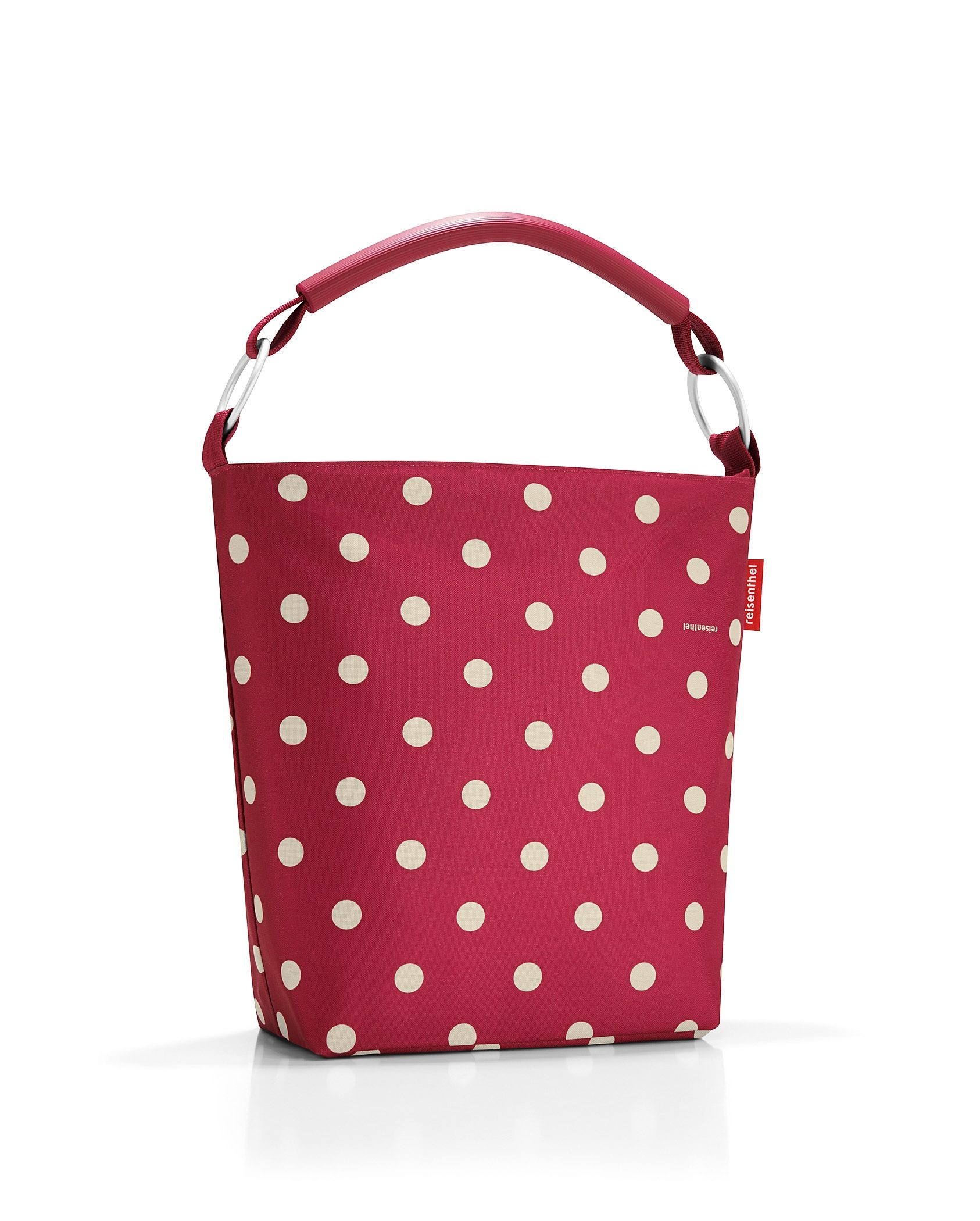REISENTHEL® Ringbag L ruby dots