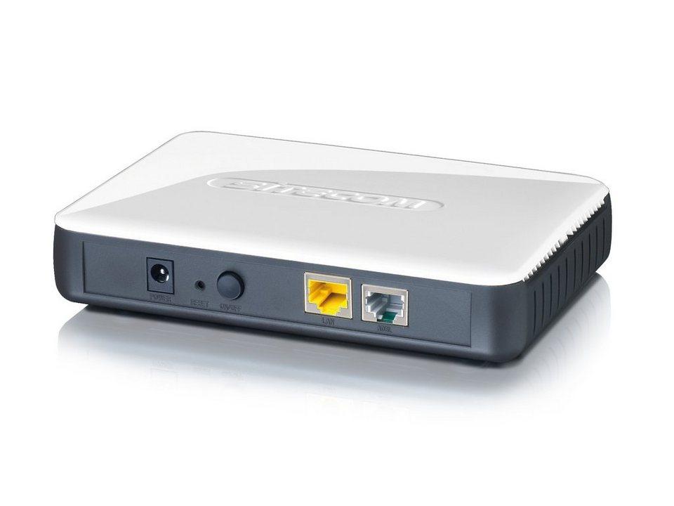 Sitecom ADSL 2+ Modem - Annex B »DC-229« in weiss