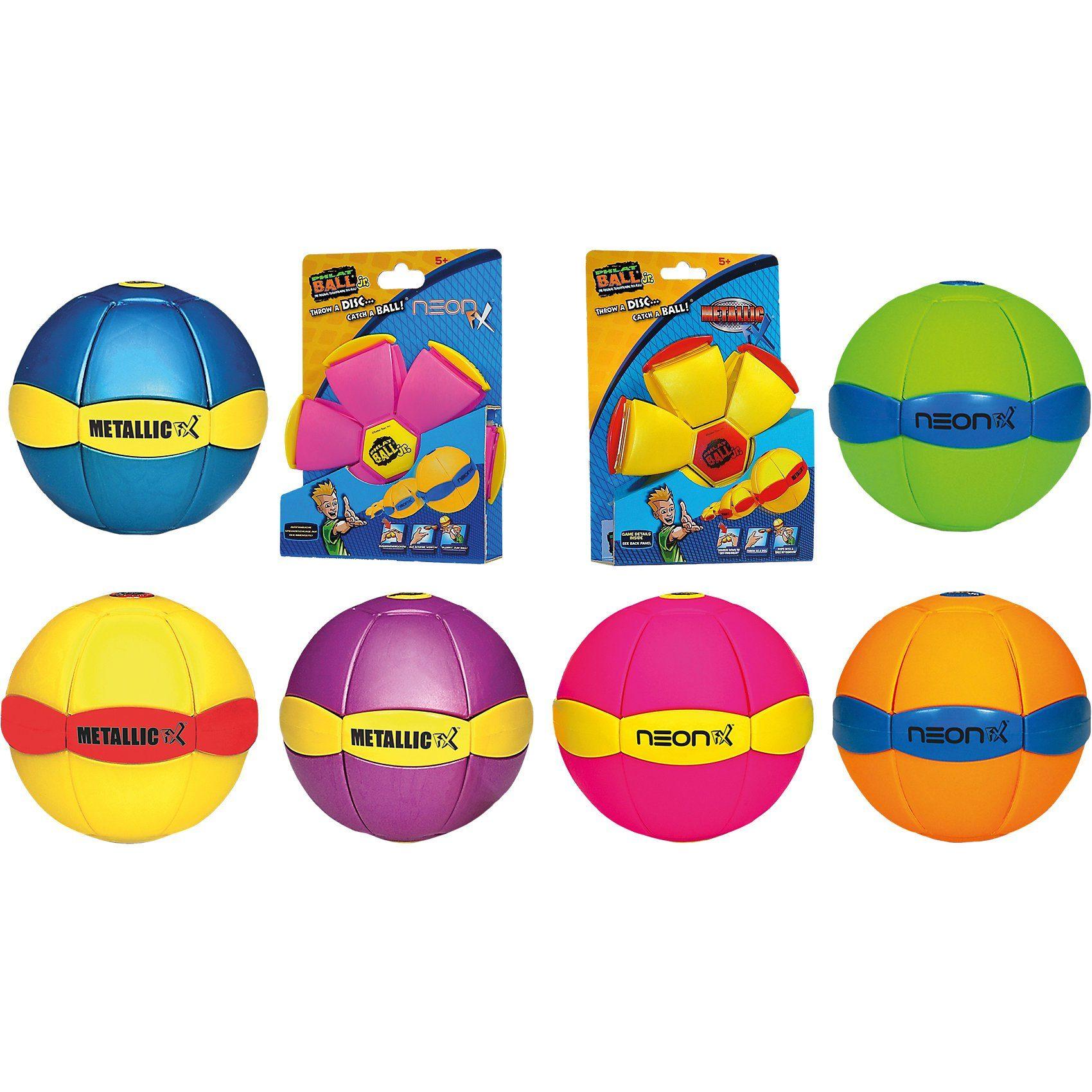 Phlat Ball Junior, sortiert, 10 cm Durchmesser
