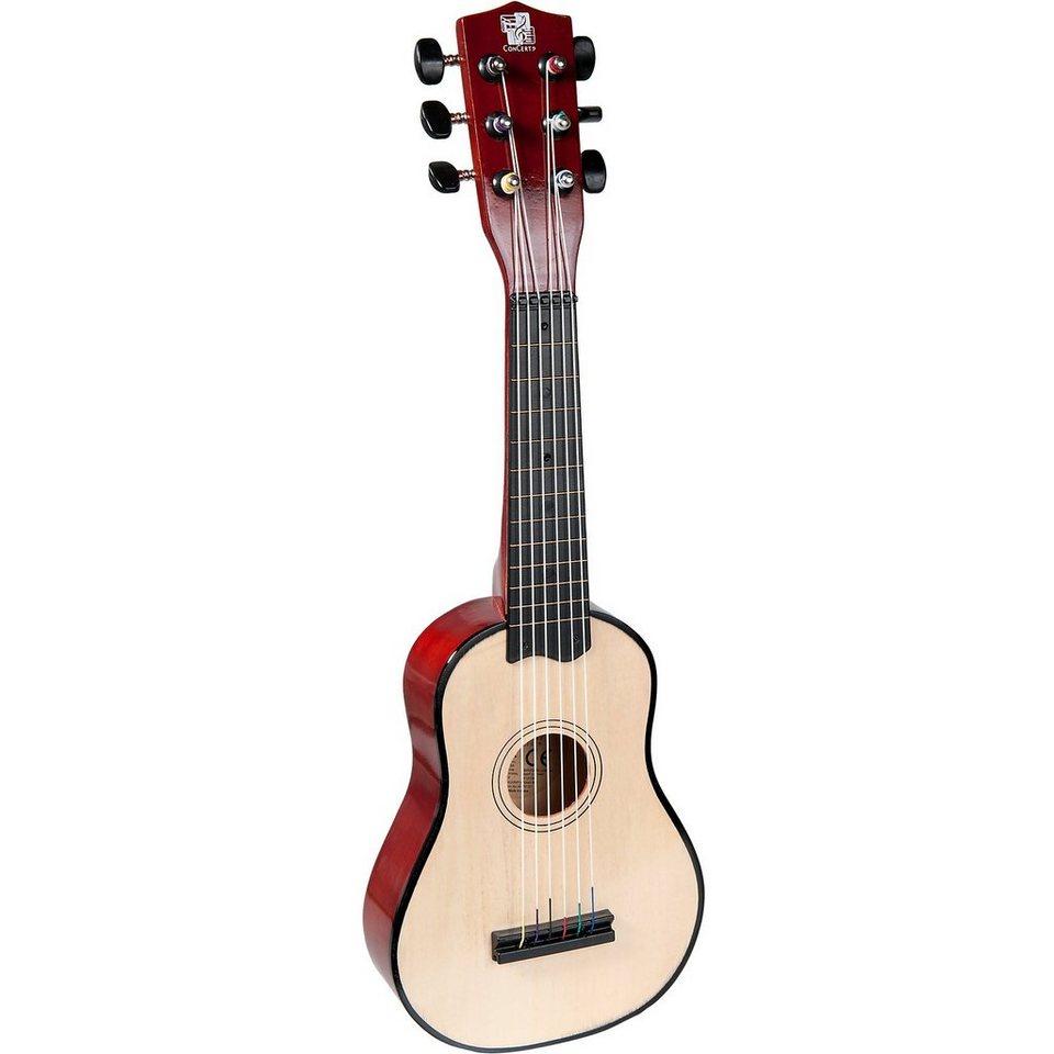 Gitarre Concerto Holz, 55 cm