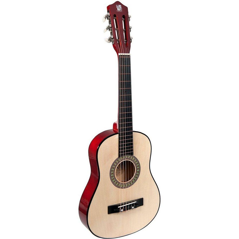 Gitarre Concerto Holz, 75 cm