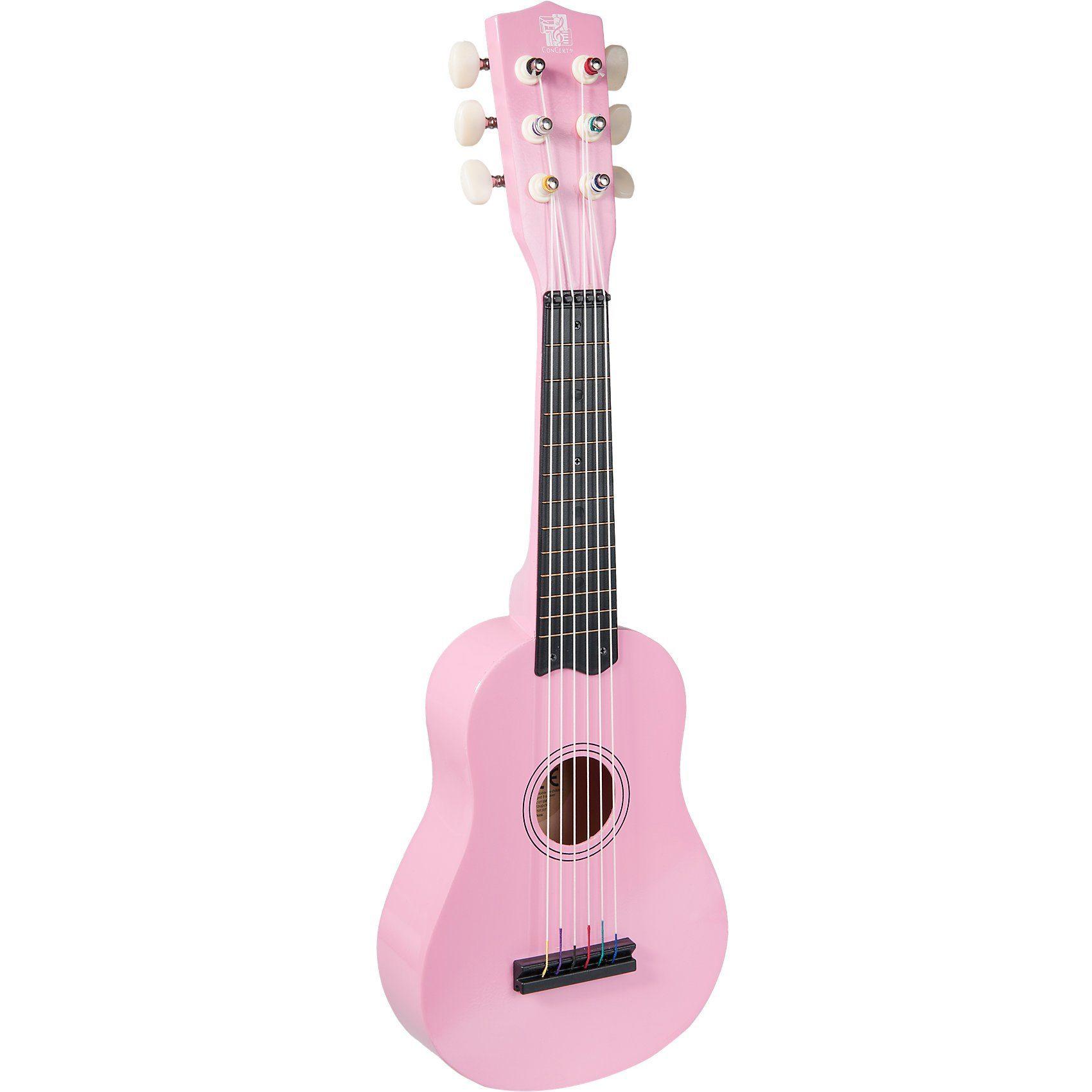 Gitarre Concerto pink, 55 cm
