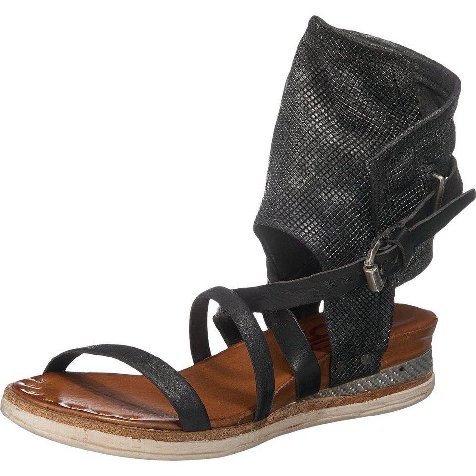 A.S.98 Sandaletten in schwarz