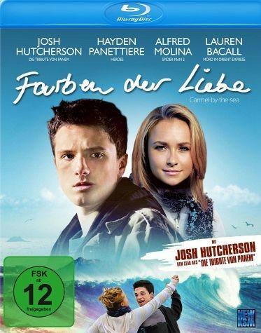 Blu-ray »Farben der Liebe«