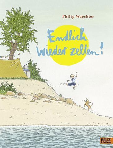 Gebundenes Buch »Endlich wieder zelten!«