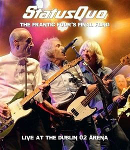 DVD »Status Quo - Frantic Four's Final Fling: Live...«