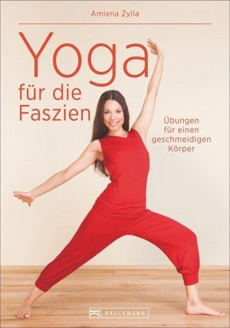 Broschiertes Buch »Yoga für die Faszien«