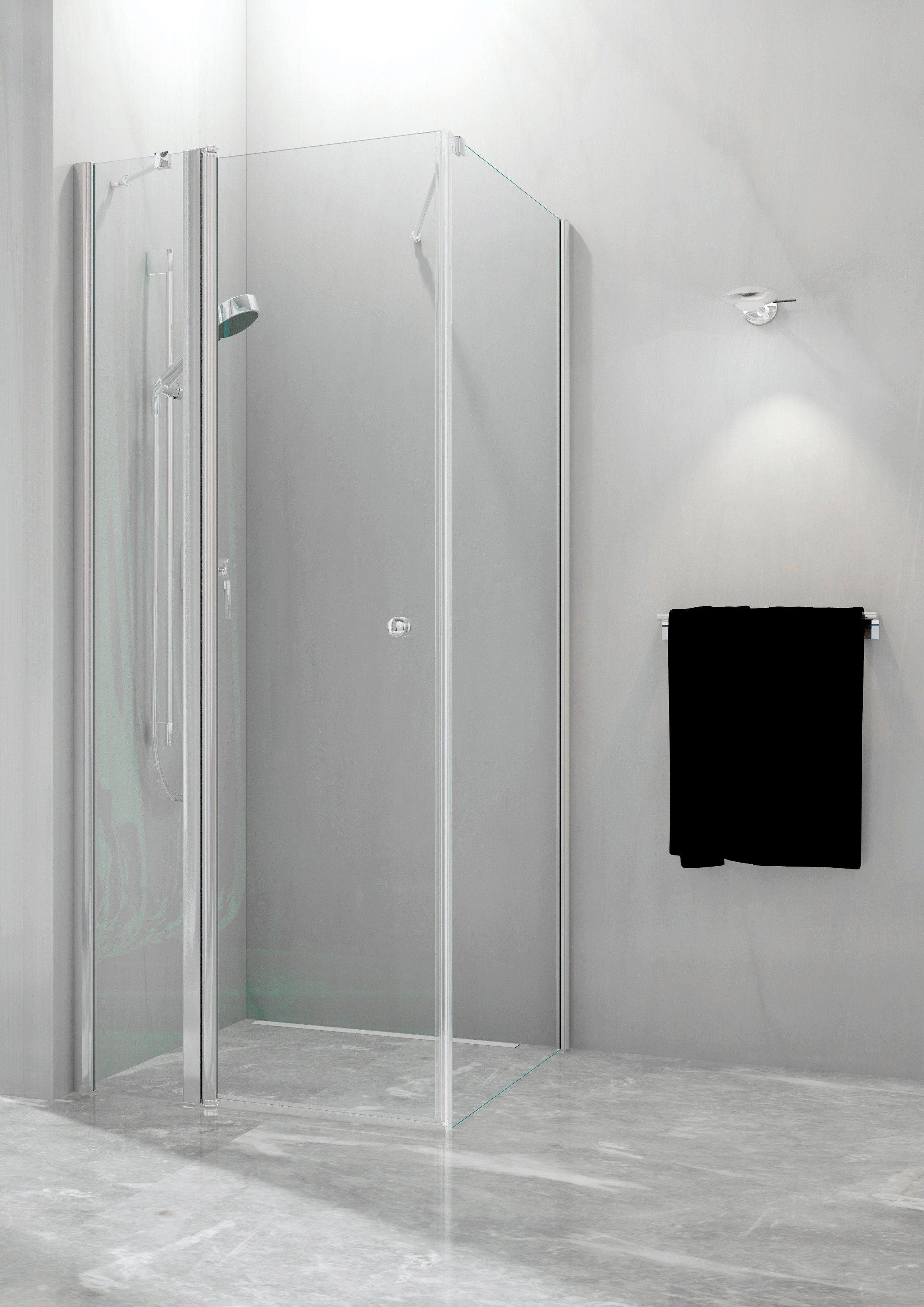 Eckdusche »Relax Vario«, 90cm x 90cm