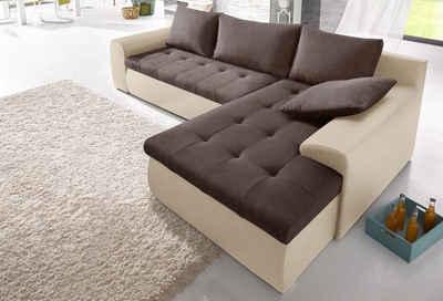 ecksofa & eckcouch kaufen » mit & ohne schlaffunktion | otto - Sofas Fur Kleine Wohnzimmer