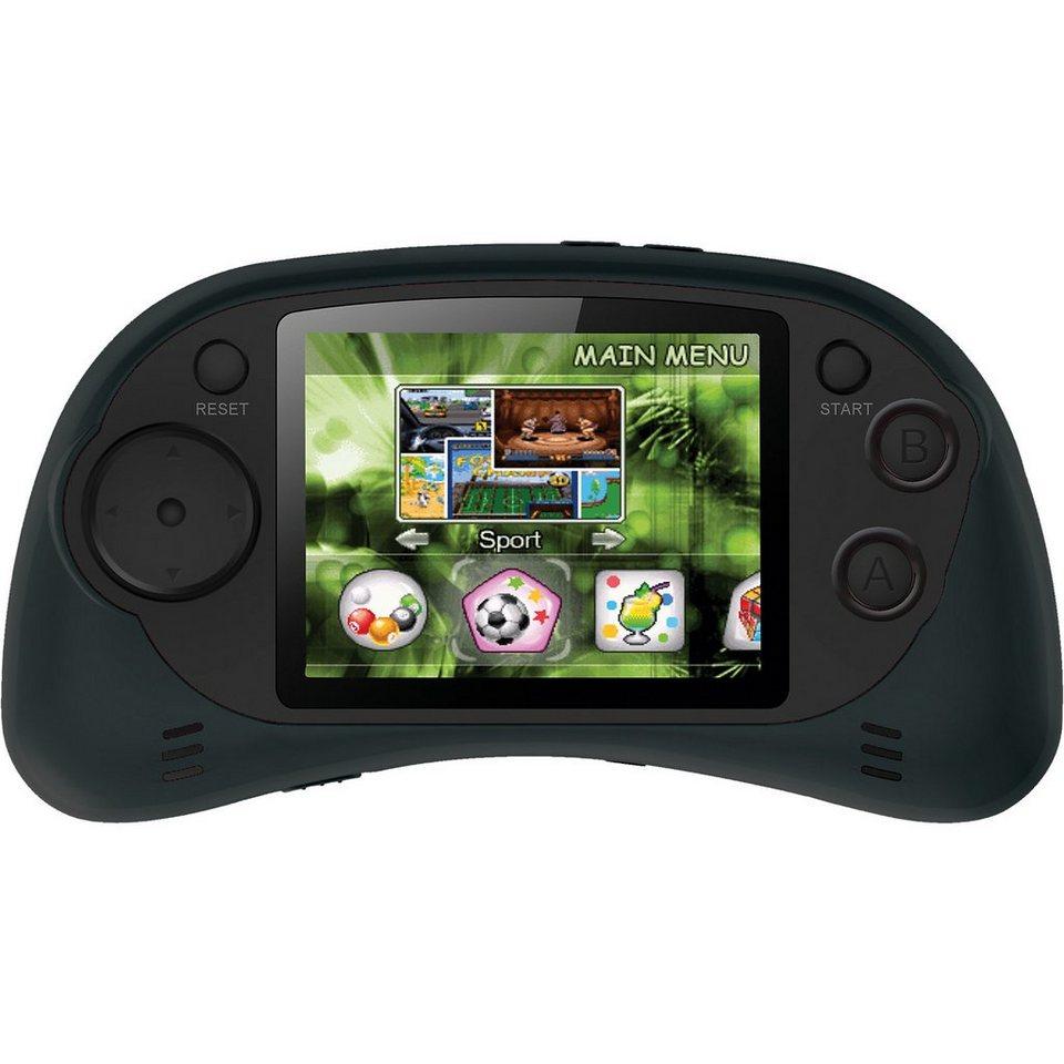 LEXIBOOK LCD-Spielekonsole mit 200 Spielen