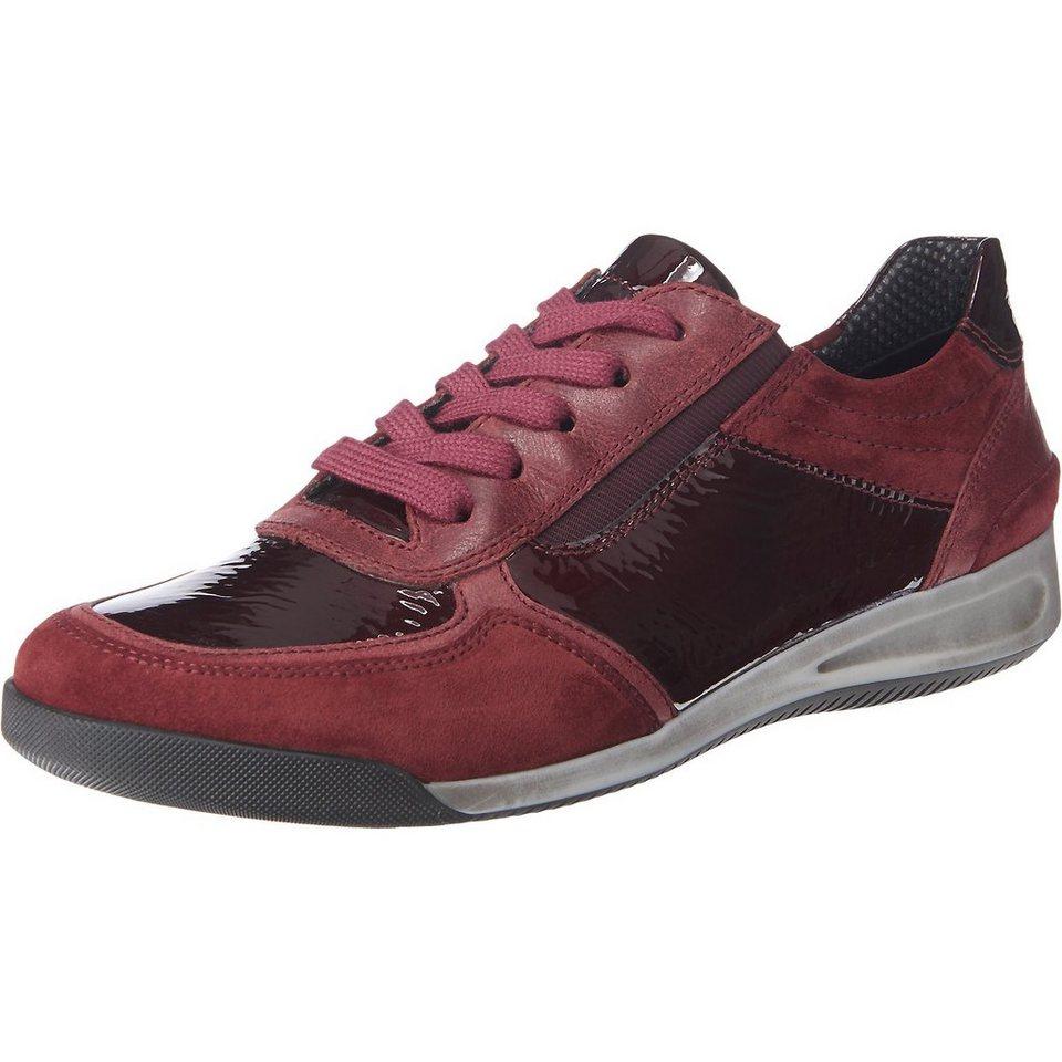 ara Rom Sneakers in rot-kombi