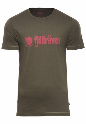 FJÄLLRÄVEN T-Shirt Retro T-Shirt Men