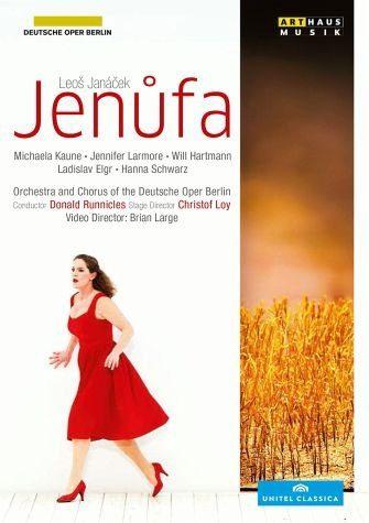 DVD »Janacek, Leos - Jenufa«