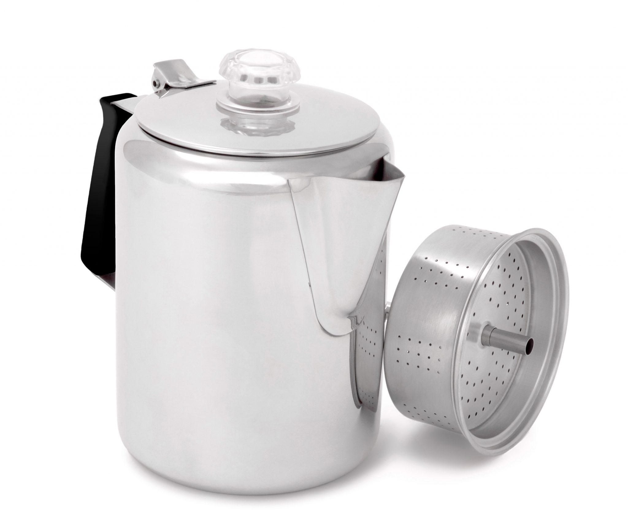 GSI Camping-Geschirr »Glacier Stainless Perculator 2130ml«