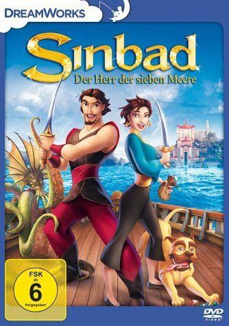 DVD »Sinbad - Der Herr der sieben Meere«