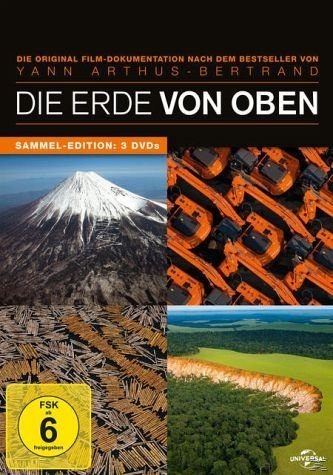 DVD »Die Erde von oben - Sammel-Edition II (3 Discs)«