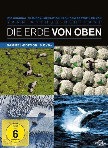 DVD »Die Erde von oben - Sammel-Edition I (8 Discs)«