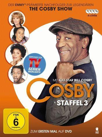 DVD »Cosby - Staffel 3 (4 Discs)«