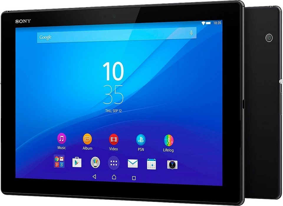 sony xperia z4 tablet pc android 5 0 qualcomm snapdragon. Black Bedroom Furniture Sets. Home Design Ideas