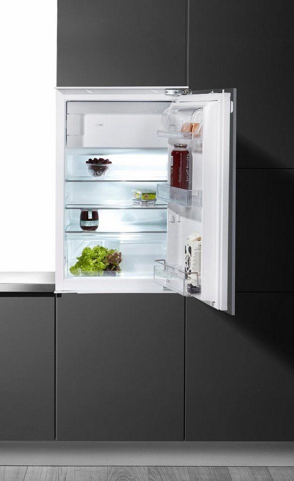 Bauknecht integrierbarer Einbau-Kühlschrank KVIE 4884 A+++, 87,3 cm in weiß