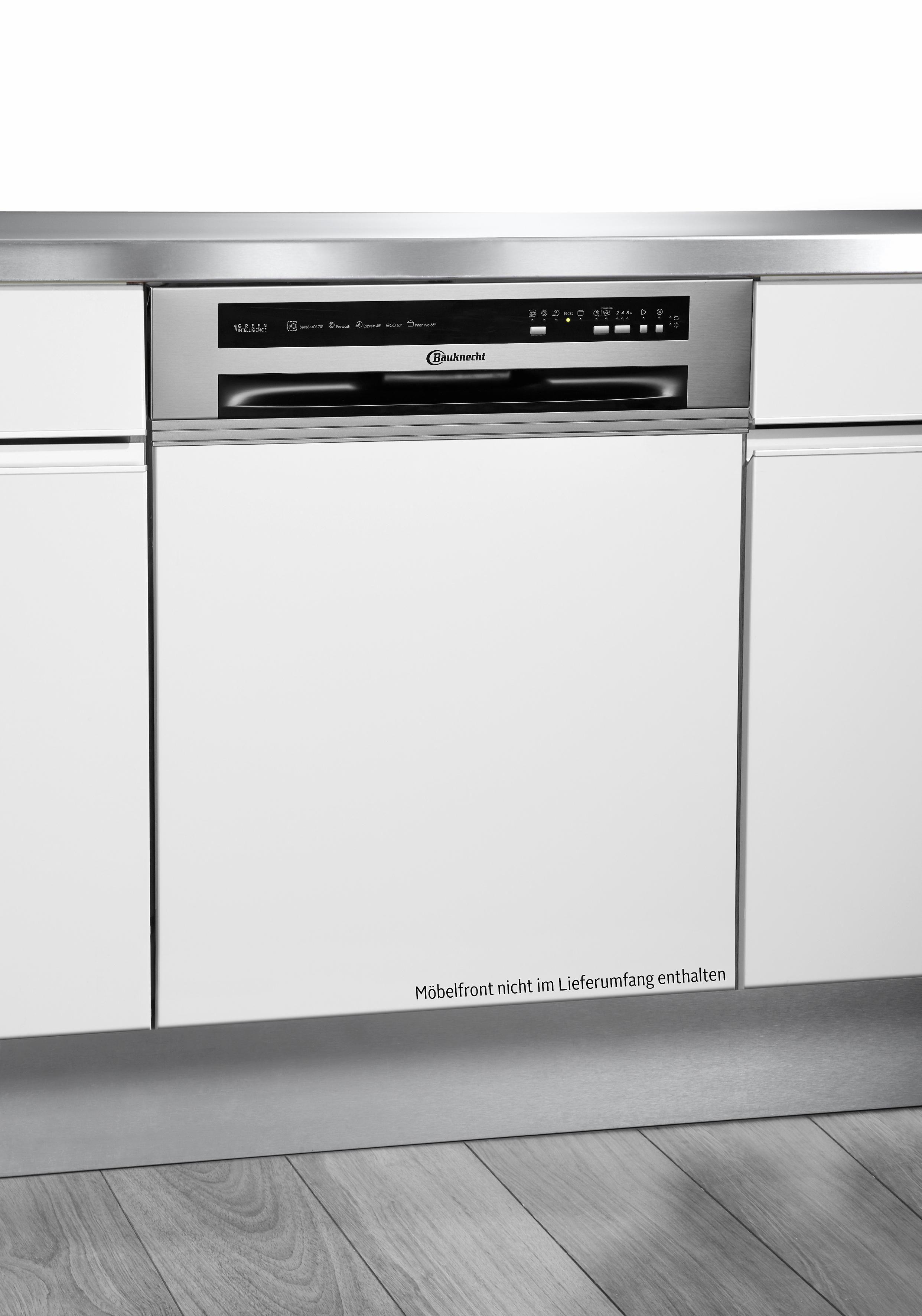 Bauknecht integrierbarer Einbaugeschirrspüler GSIK 5104A2I, A++, 11 Liter, 13 Maßgedecke