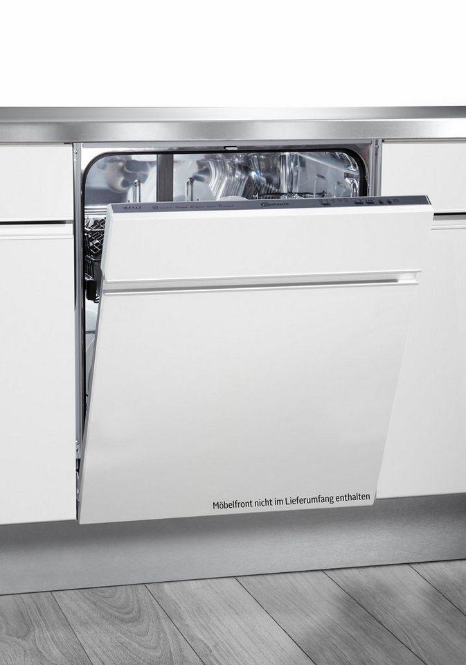 Bauknecht vollintegrierbarer Einbaugeschirrspüler GSXK 5104A2, A++, 11 Liter, 13 Maßgedecke in silber