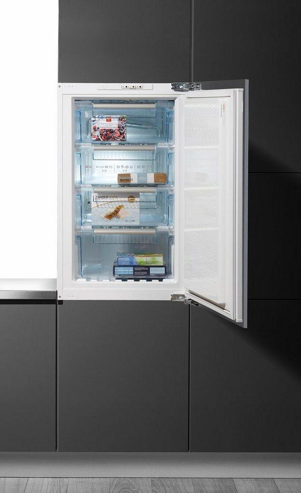 Bosch Einbau-Gefrierschrank GID18A50, A+, 87,4 cm in weiß