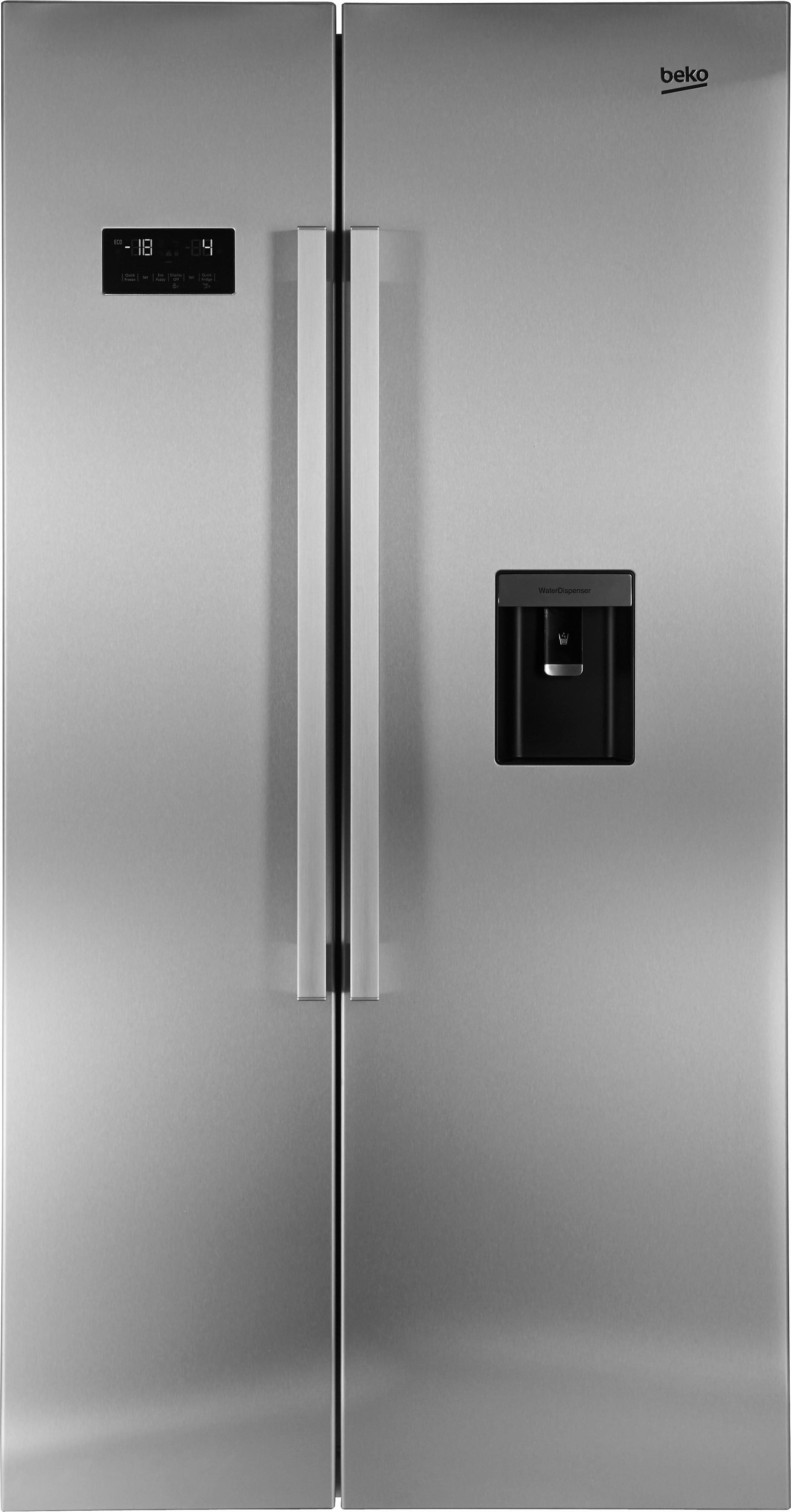 Beko Side by Side GNO 163230 X 4J, A++, NoFrost, 179 cm hoch