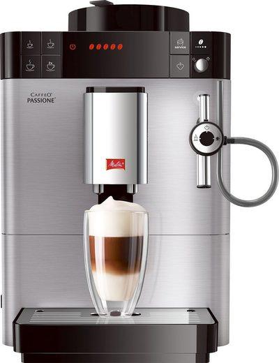 Melitta Kaffeevollautomat Caffeo® Passione® F54/0-100, mit herausnehmbarer Brühgruppe