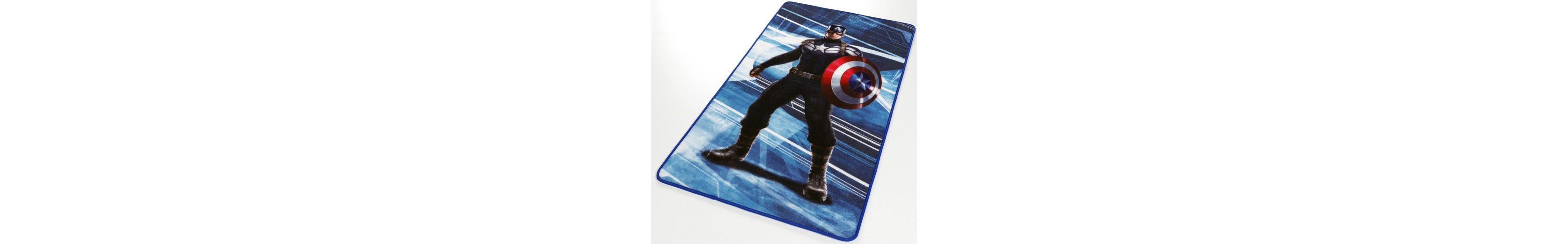 KinderTeppich, Marvel, »Captain America CA2«  OTTO