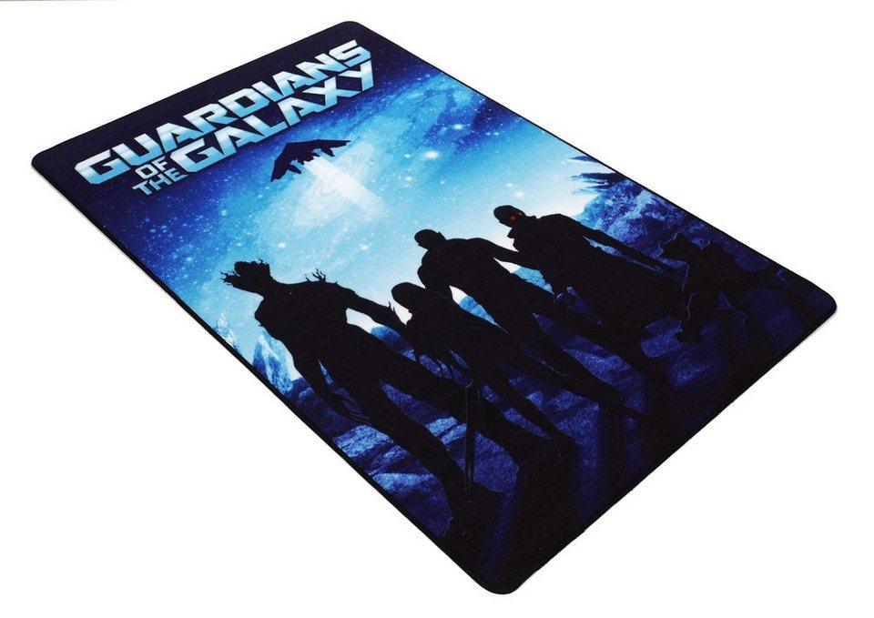 Kinder-Teppich, Marvel, »Gardians of the Galaxy GOG-1« in dunkelblau