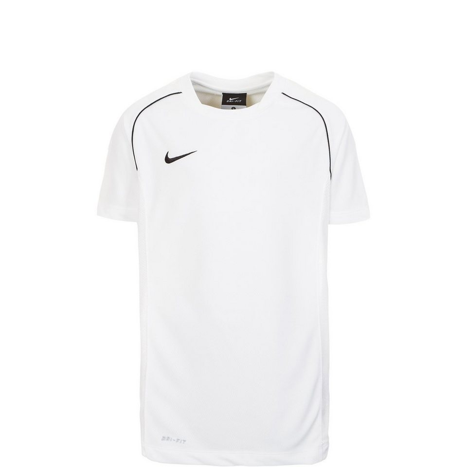 NIKE Foundation 12 Trainingsshirt Kinder in weiß / schwarz
